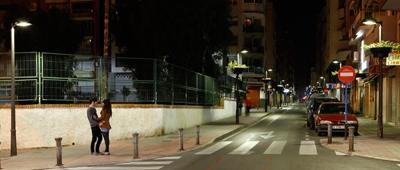 Gracias a la nueva iluminación se ha ganado en seguridad, tanto para peatones como para conductores.