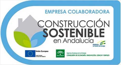 Empresa colaboradora del Programa de Impulso a la Construcción Sostenible en Andalucía